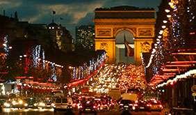 Imagen Crucero de Navidad por el río Sena en Paris y el Valle