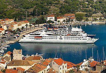 Imagen del Crucero BELLE DE L'ADRIATIQUE