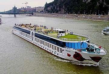 Imagen del Crucero A-ROSA RIVA