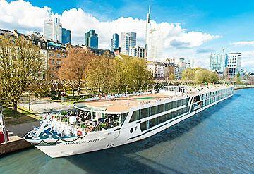 Imagen Barco Amadeus Silver III de Luftner Cruises
