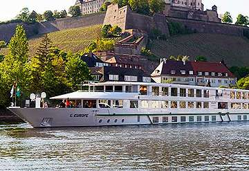 Imagen Barco Europe de Croisieurope