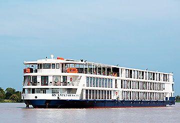Imagen del Crucero AmaDara