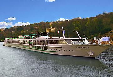 Imagen del Crucero CAMARGUE