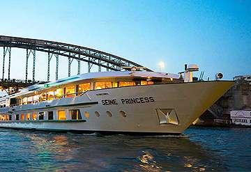 Imagen del Crucero SEINE PRINCESS