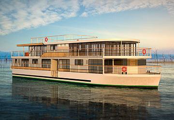 Imagen del Crucero ZIMBABWEAN DREAM
