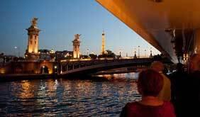 Imagen Crucero Fin de Año Paris y Sena