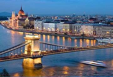 Imagen Cruceros en el río Danubio