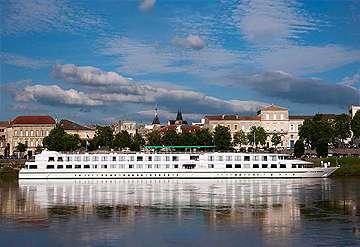 Imagen Cruceros en el río Garona
