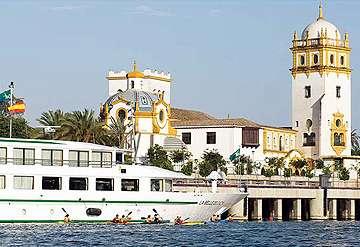 Imagen Cruceros en el río Guadalquivir