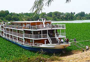 Imagen Cruceros en el río Mekong