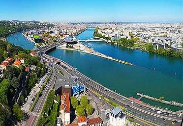 Imagen Cruceros en el río Rodano