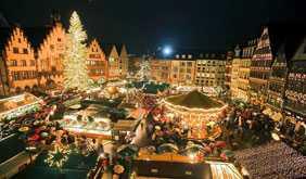 Imagen Mercadillos De Navidad En Alsacia Del Sur