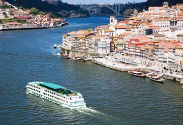 Cruceros por el Duero y Salamanca