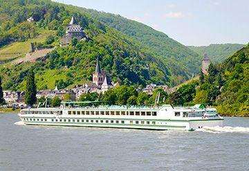 Semana Santa Crucero Fluvial por el Rin