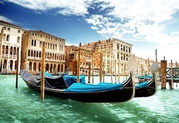 Cruceros Por la laguna de Venecia