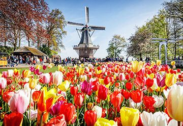 Semana Santa Crucero Fluvial por Holanda