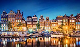 imagen Crucero De Amsterdam A Estrasburgo
