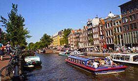 Imagen Crucero Fluvial Holanda, pais tulipanes