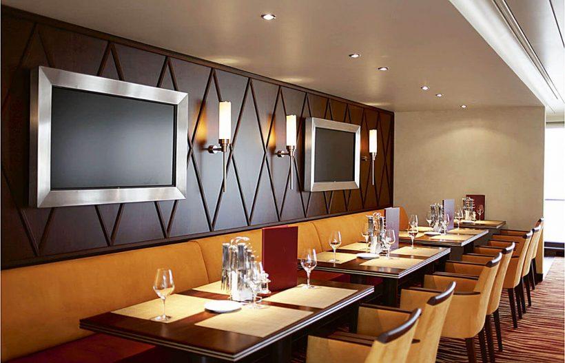 Restaurante Barco A Rosa Brava 4 anclas lujo