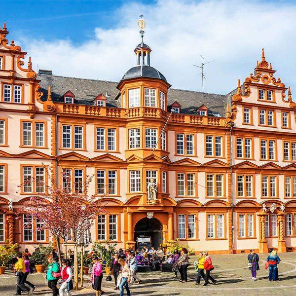 Maguncia, también conocida como Mainz