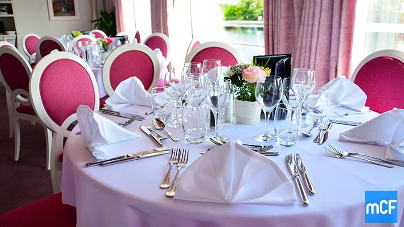 Restaurante Douce France Barco
