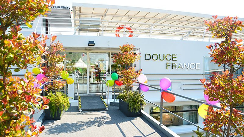 Barco Douce France