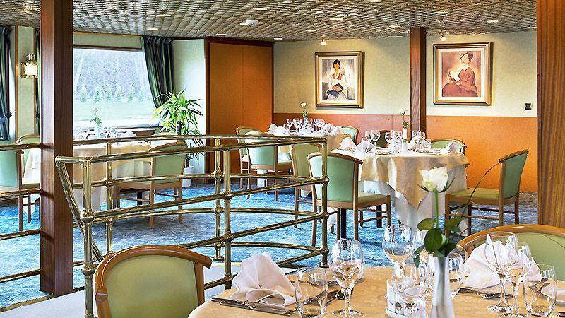 Restaurante Barco Modigliani