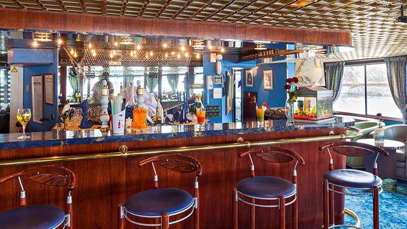 Bar Barco Victor Hugo