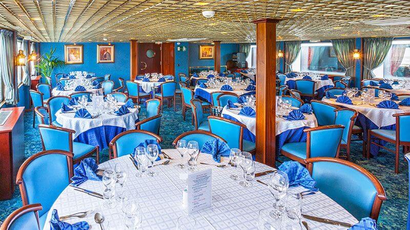 Restaurante Barco Victor Hugo