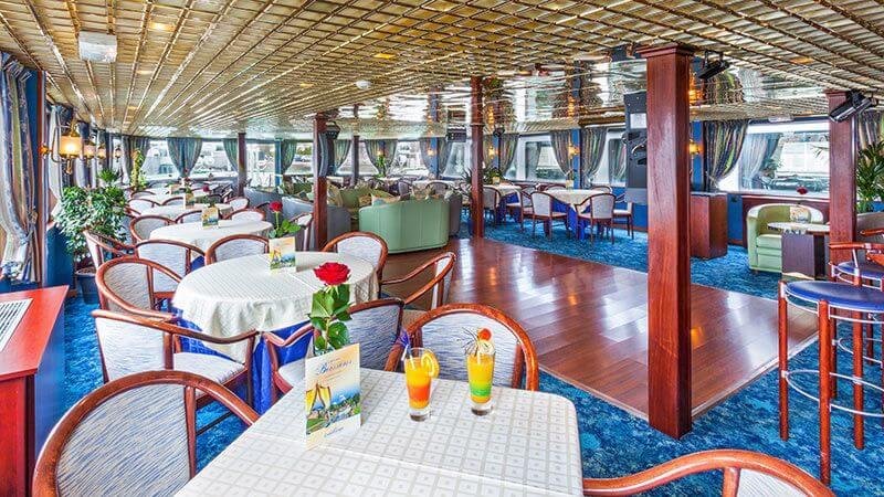 Salón Barco Victor Hugo