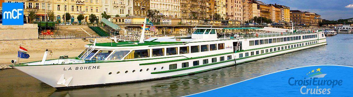 Barco Boheme Croisieurope