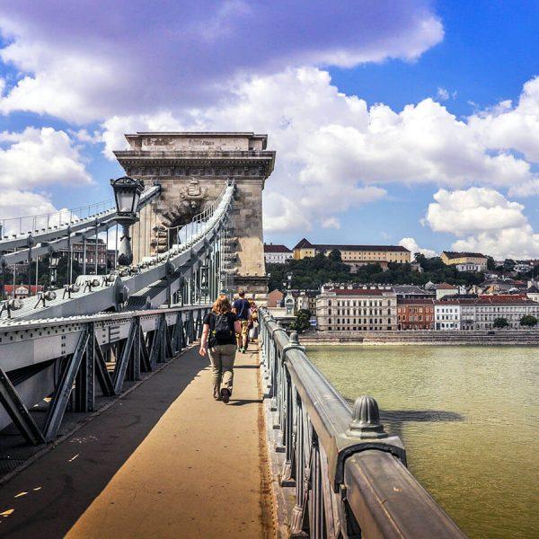 Destinos: Budapest, Perla del Danubio