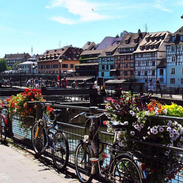 Estrasburgo, Alsacia del sur