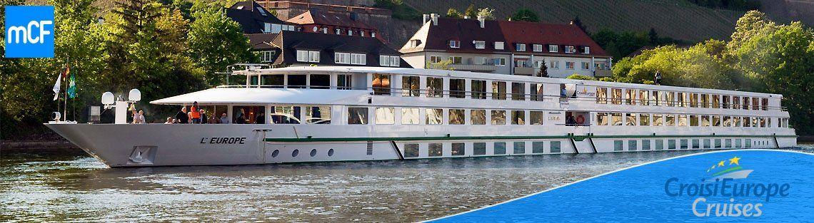 Barco Europe de Croisieurope