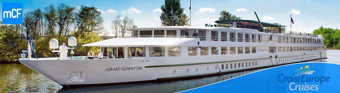 Barco Gerard Schmitter Croisieurope