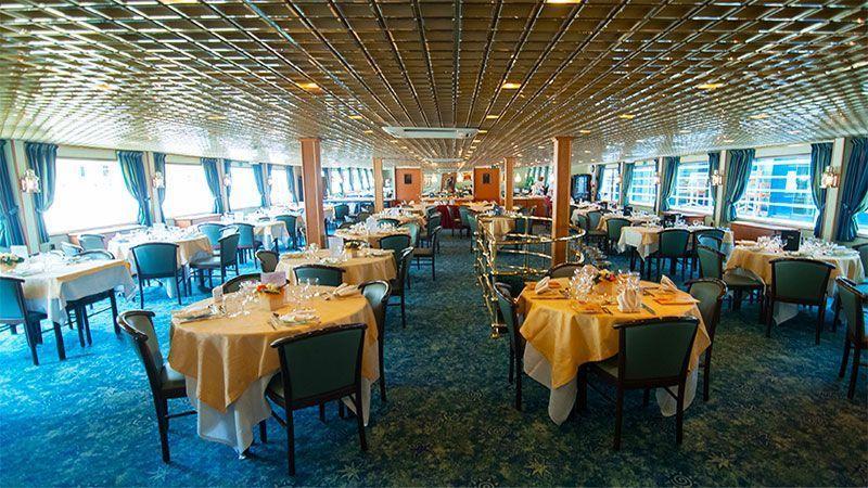 Restaurante Barco France