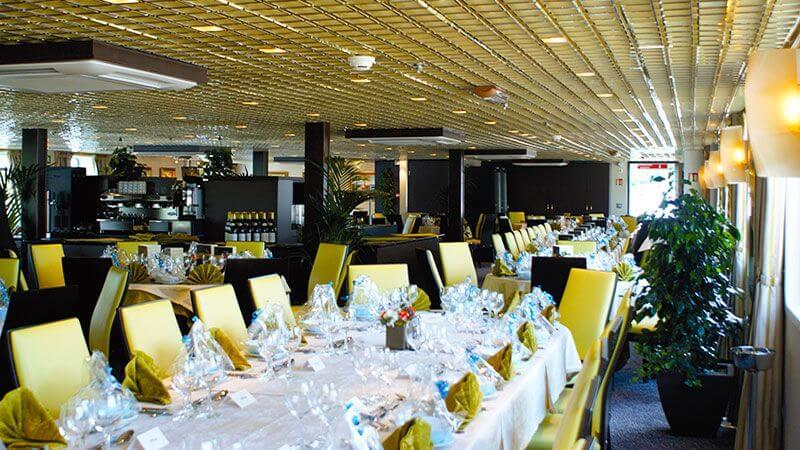 Restaurante Vivaldi Barco