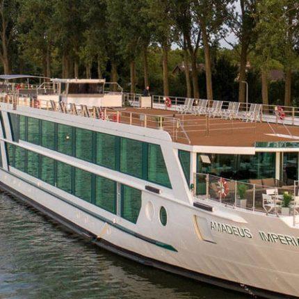 Barco Mercadillos Navideños Rin