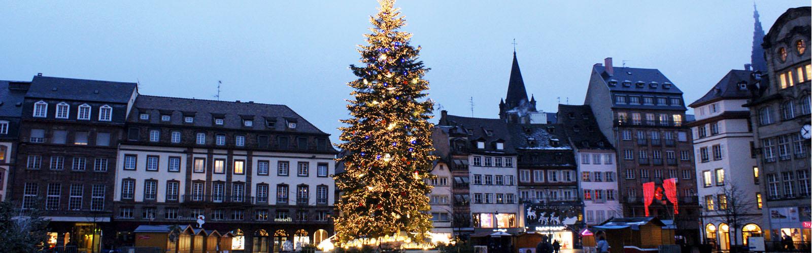 Estrasburgo Cruceros Mercados navidad